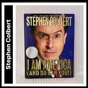 Stephen Colbert - I Am America (And So Can You)